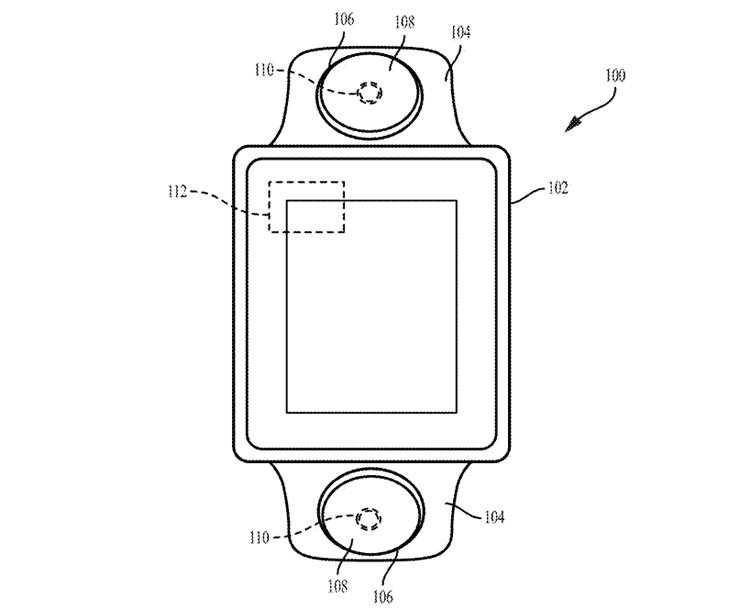 "Смарт-часы Apple могут обзавестись двумя камерами"""