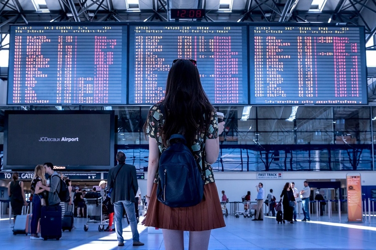 """Лица пассажиров в «Шереметьево» будет распознавать система биометрического контроля"""""""