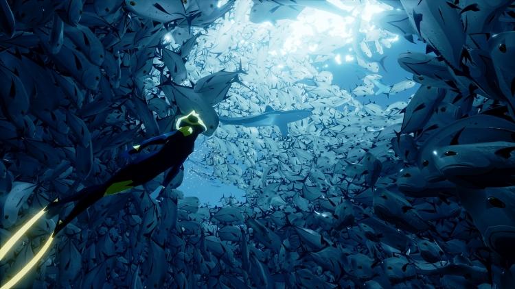 Красочное подводное приключение Abzu выйдет на Nintendo Switch в конце ноября
