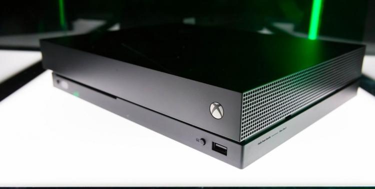 "НаXbox One добавлена поддержкаклавиатуры и мыши"""