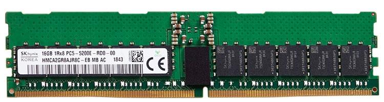"""SK Hynix заявила о разработке 16-Гбит DDR5-5200 для производства с 10-нм нормами"""""""