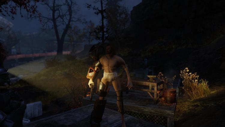 Игроки становятся мутантами в Fallout 76 из-за бага с силовой броней