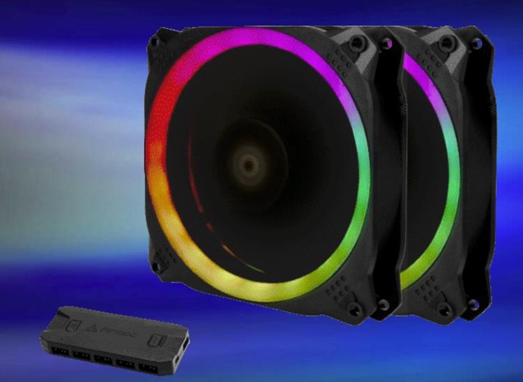 """Корпусные вентиляторы Antec Prizm ARGB доступны в версиях размером 120 и 140 мм"""""""