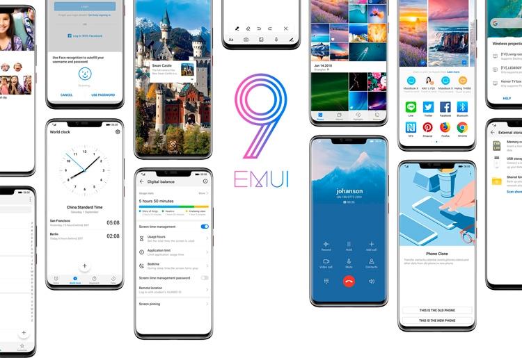 "EMUI 9.0 на Android 9.0 Pie официально анонсирован для смартфонов Honor"""