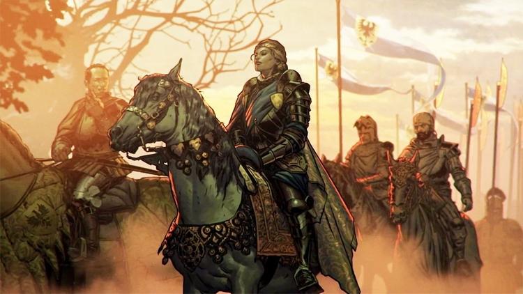 """Эксклюзивность GOG не сработала: CD Projekt недовольна продажами Thronebreaker: The Witcher Tales"""""""
