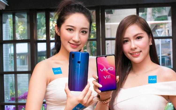 """Vivo V11 и V11i: смартфоны среднего уровня с экраном Full-View и чипом Helio P60"""""""