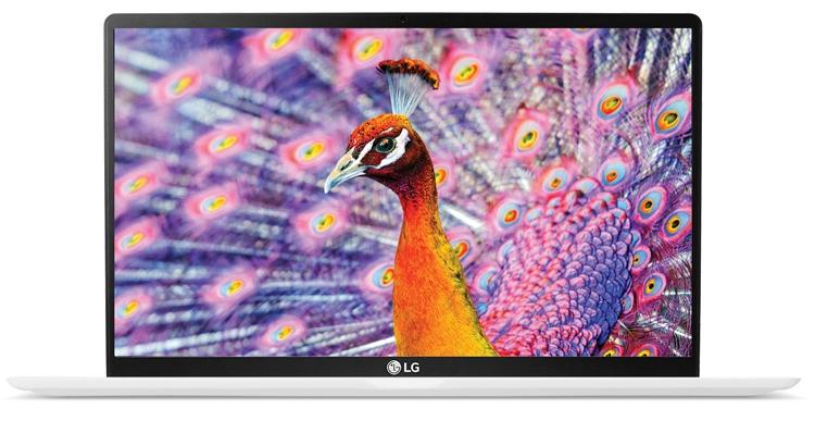 """В семействе лёгких ноутбуков LG Gram появится 17-дюймовая модель"""""""