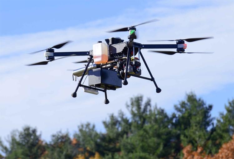 """Hyundai возьмёт на вооружение дроны с гибридно-электрической силовой установкой"""""""