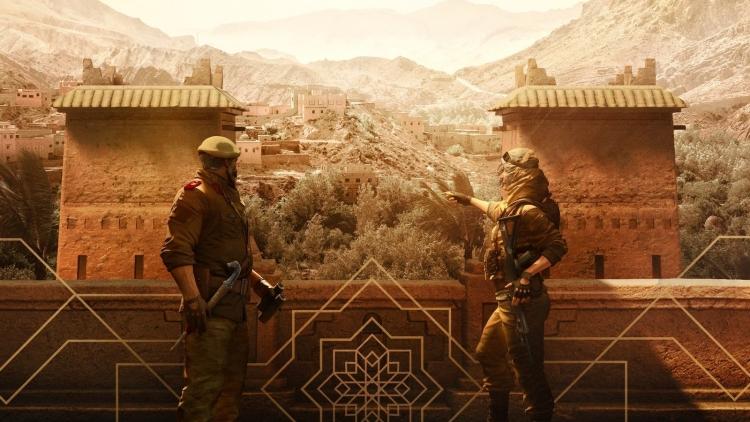 """Nomad— второй новый оперативникдля Rainbow Six Siege"""""""