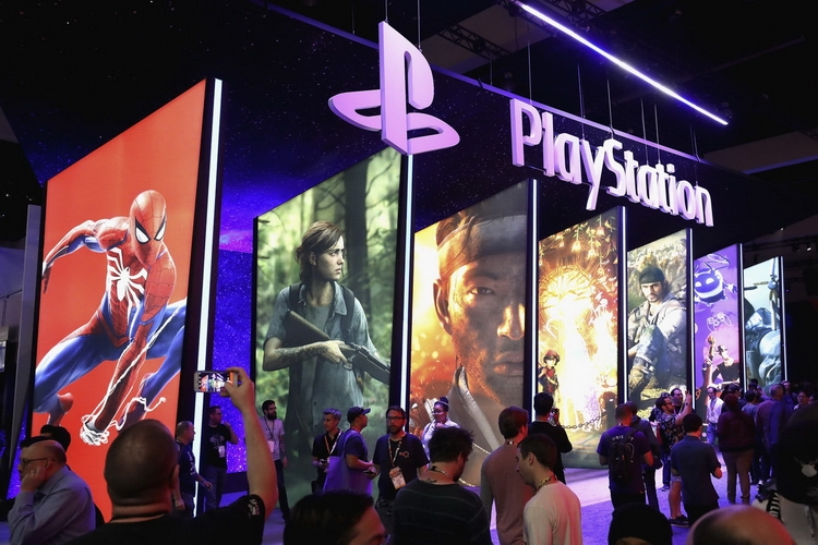 Sony на E3 2018. Источник digitaltrends.com