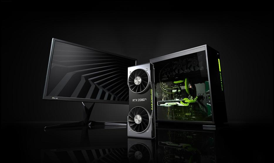 Трассировка лучей сдерживает видеокарты NVIDIA RTX вдва раза