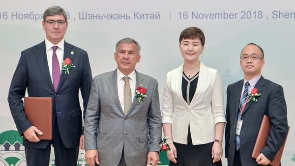 Фото пресс-службы Президента РТ