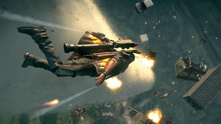 """Видео: пятиминутная демонстрация новшеств и игрового процесса Just Cause 4"""""""