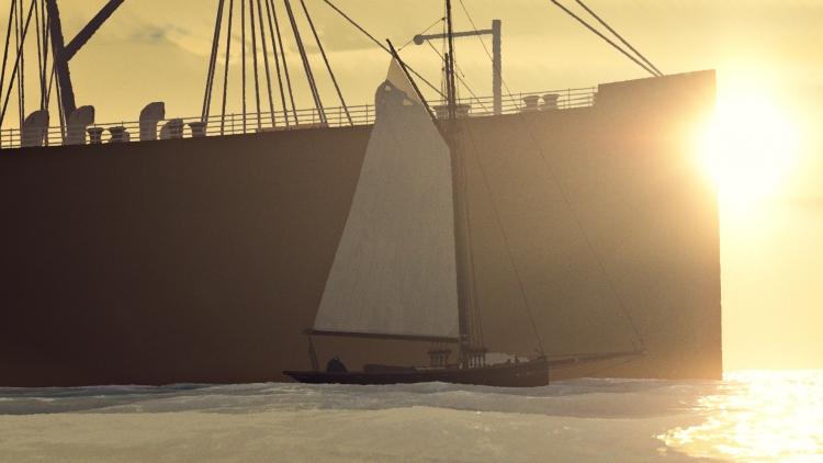 "Google выпустила короткометражку Age of Sail для VR-гарнитур"""