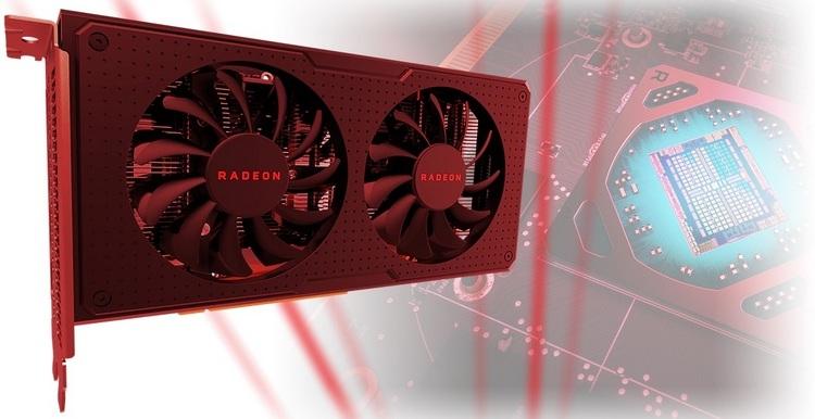 """12-нм графические процессоры AMD Polaris 30 производятся Samsung и GlobalFoundries"""""""