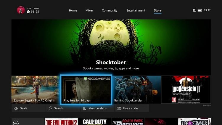 """Microsoft готовит новую модель Xbox One S — без дисковода"""""""