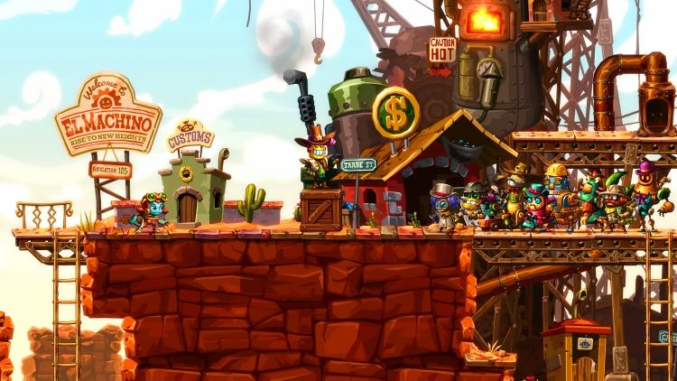 """Приключенческий платформер SteamWorld Dig 2 неожиданно выйдет на Xbox One 21 ноября"""""""