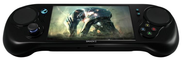 """Производство портативной консоли Smach Z на базе AMD Ryzen стартует в начале 2019 года"""""""