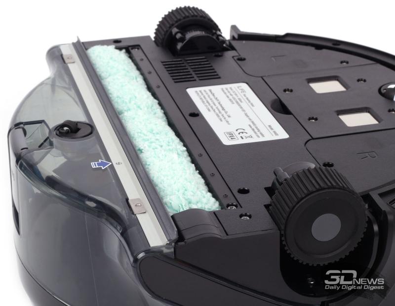 Основные чистящие инструменты ILIFE W400
