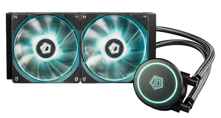 """СЖО ID-Cooling Auraflow X 240 оценена в $80"""""""