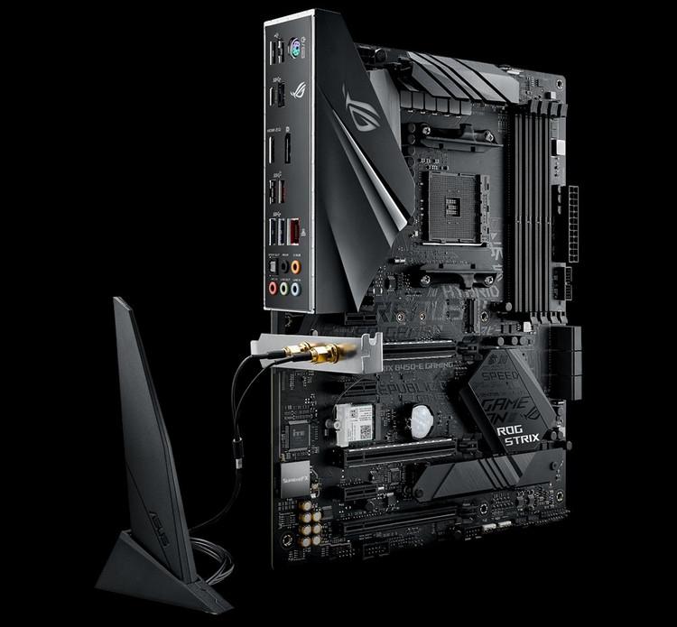 """ASUS ROG Strix B450-E Gaming: материнская плата среднего уровня с большим потенциалом"""""""