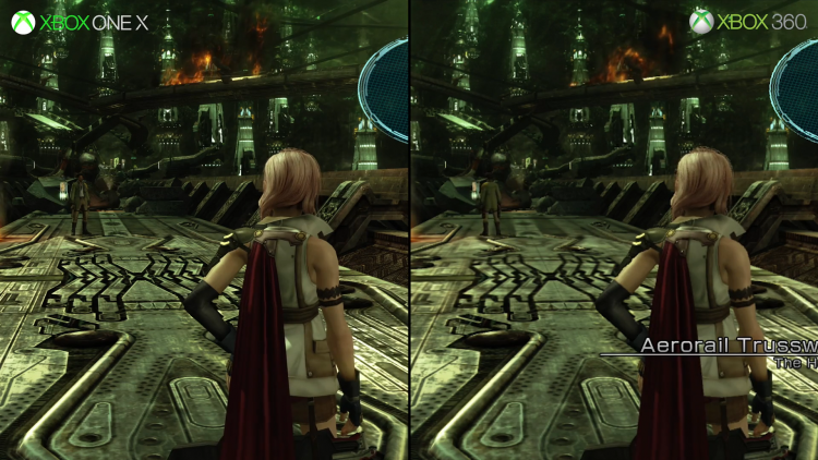 """Digital Foundry: Final Fantasy XIII и её продолжения — шедевры обратной совместимости Xbox One X"""""""