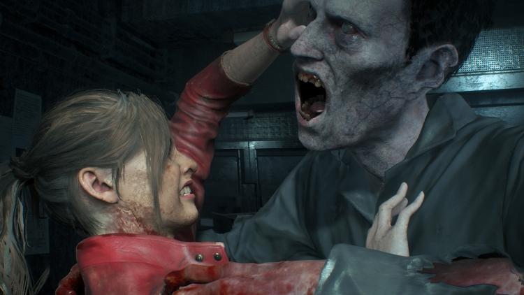 """Видео: 15 минут поисков ключ-карты в свежем ролике Resident Evil 2"""""""