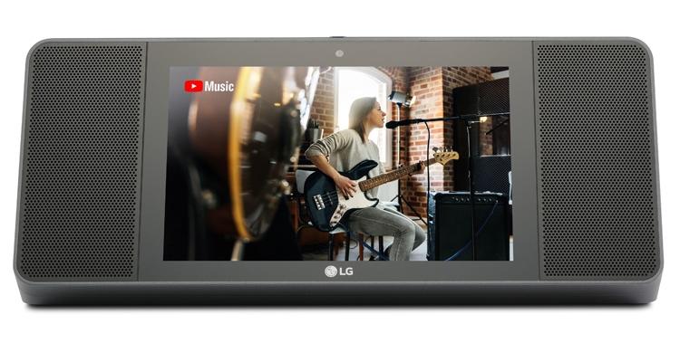 LG Xboom AI ThinQ WK9: смарт-дисплей с 5-Мп камерой