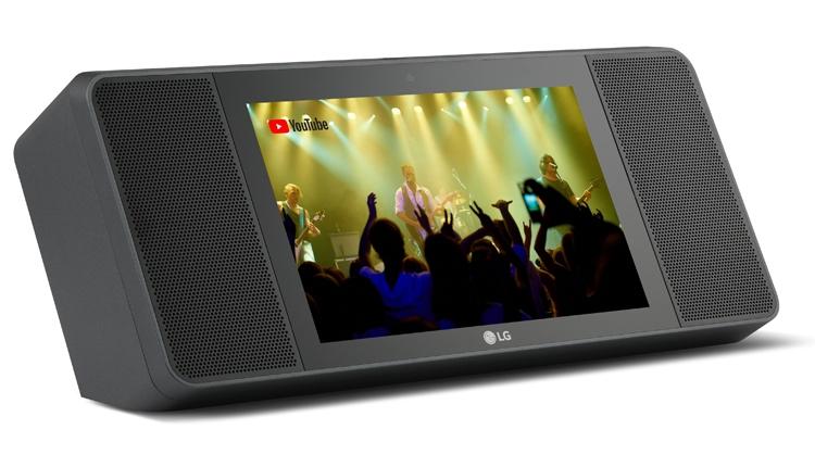 """LG Xboom AI ThinQ WK9: смарт-дисплей с 5-Мп камерой"""""""