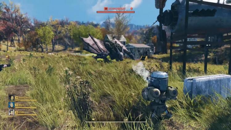 """Печальный старт Fallout 76 по сравнению с Fallout 4: подсчёты продаж в Великобритании"""""""