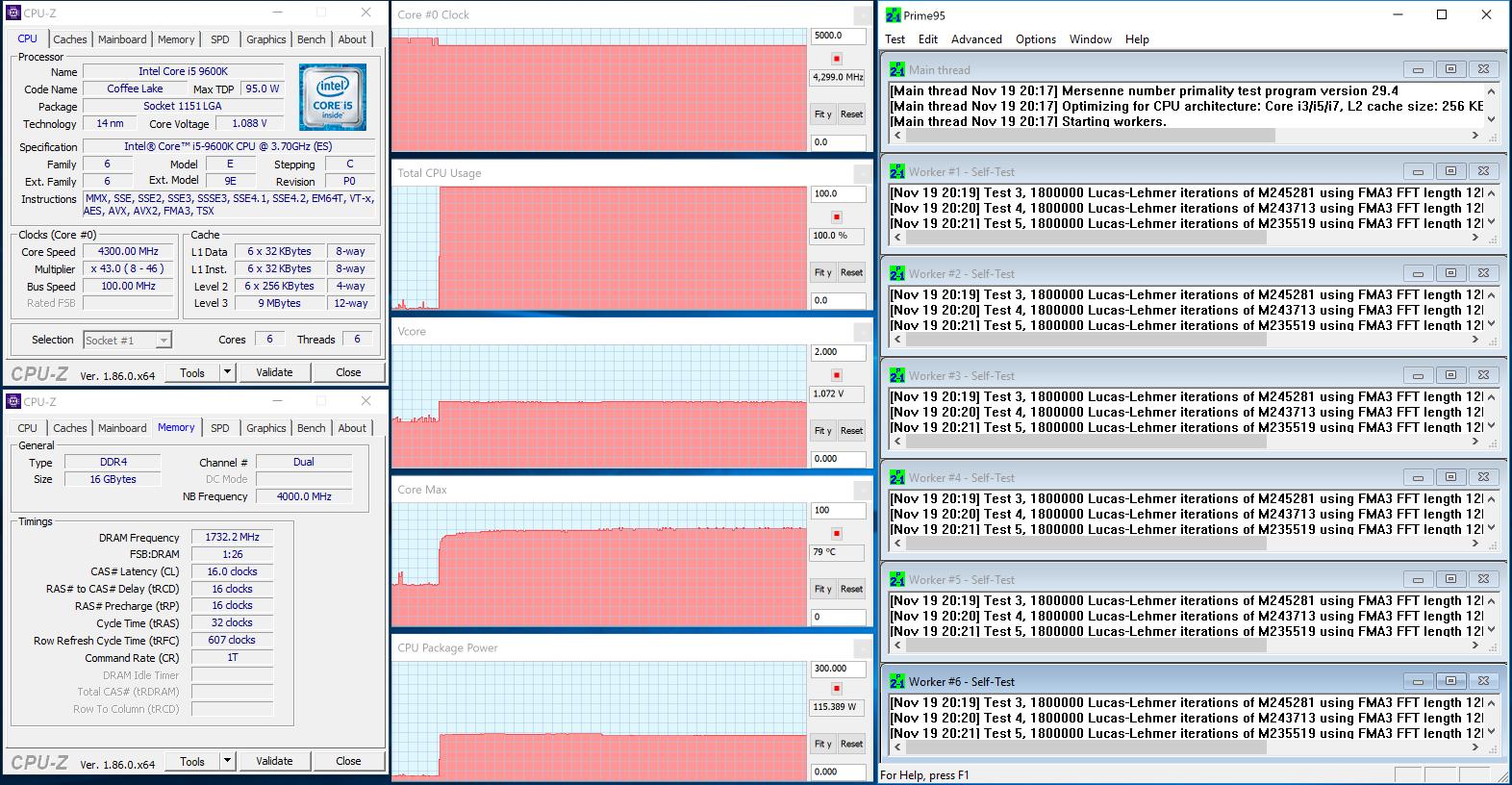 Обзор процессора Intel Core i5-9600K: шестиядерник из восьмиядерника