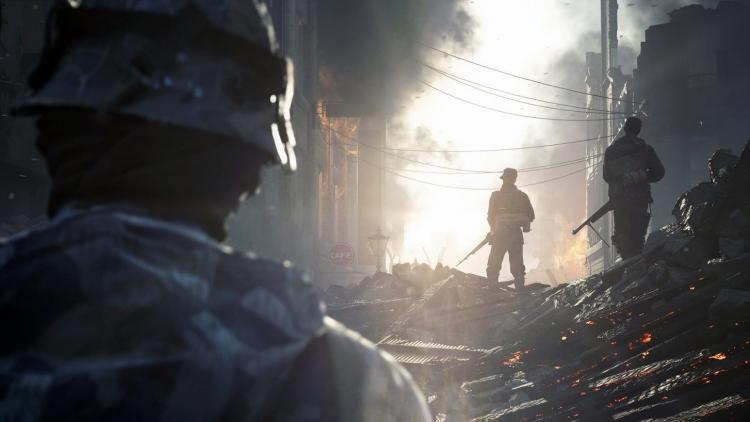 "К запуску Battlefield V вышел драйвер AMD Radeon 18.11.2"""