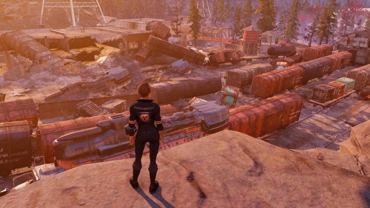 """От «пятна на добром имени Bethesda» до «лучшей игры серии»: такие разные отзывы критиков о Fallout 76"""""""