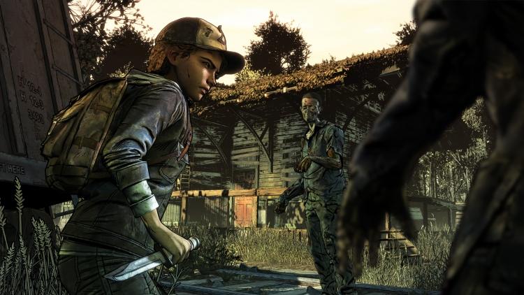 "Skybound возобновила разработку оставшихся эпизодов The Walking Dead: The Final Season"""