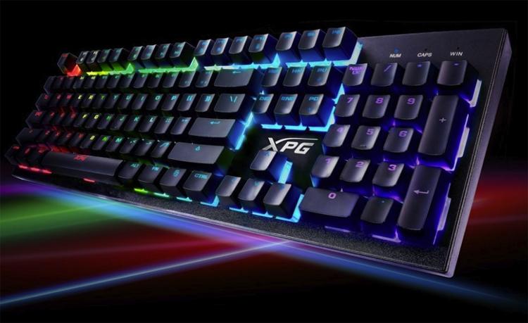 """XPG Infarex K10 и M20: клавиатура и мышь для любителей игр"""""""