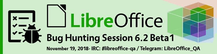 """Бета-версия пакета LibreOffice 6.2 получила новый дизайн в духе ленточного интерфейса"""""""