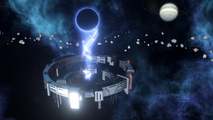 """Корпоративное дополнение Stellaris: MegaCorp выйдет 6 декабря"""""""