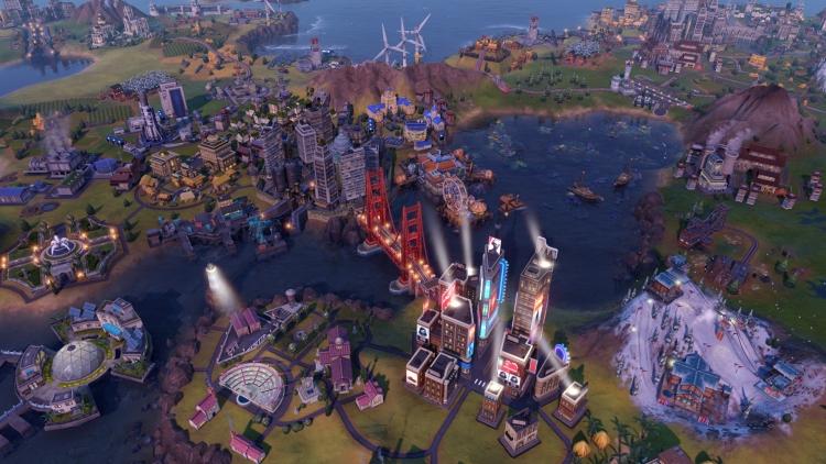 """Наводнения, вулканы и прочие катаклизмы в дополнении Civilization VI: Gathering Storm"""""""
