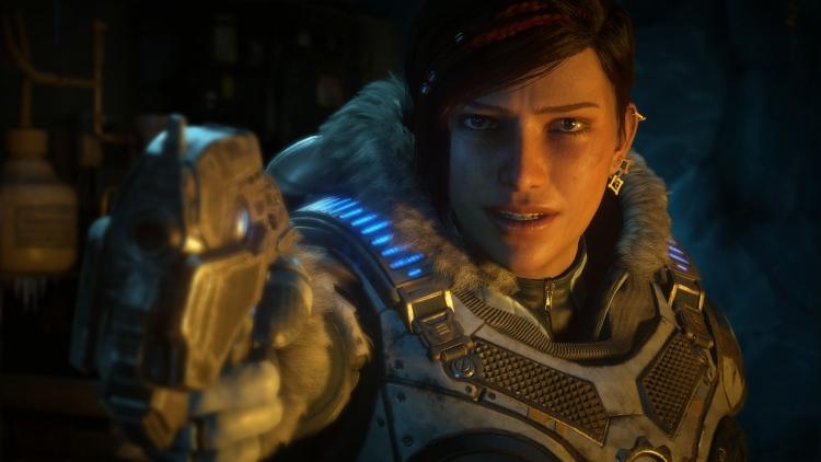 """Глава The Coalition рассказал, почему Кейт стала главной героиней Gears 5, и ответил на другие вопросы"""""""