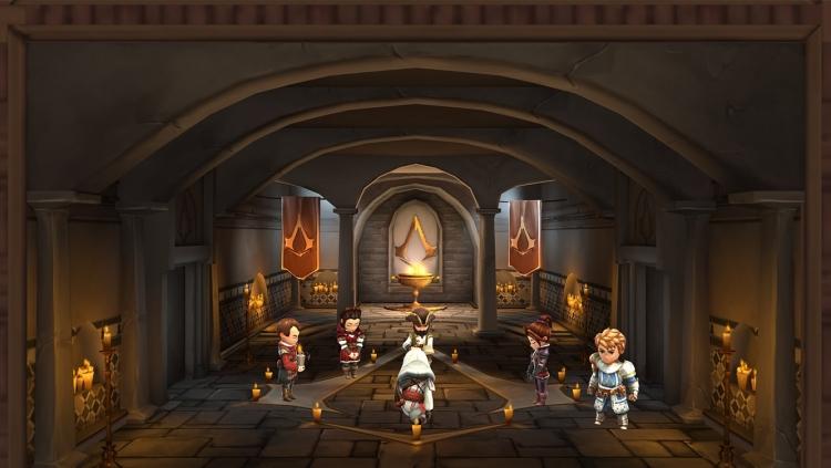 "Видео: в Assassin's Creed Rebellion на iOS и Android уже началось восстание"""
