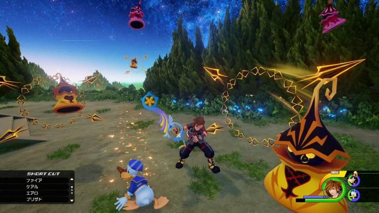 """Разработка Kingdom Hearts 3 завершена"""""""