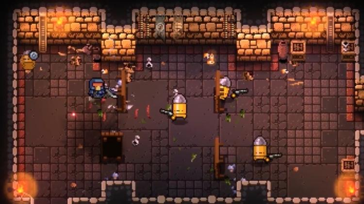 """Платное дополнение к Enter the Gungeon отменено, разработчики уже заняты следующей игрой"""""""