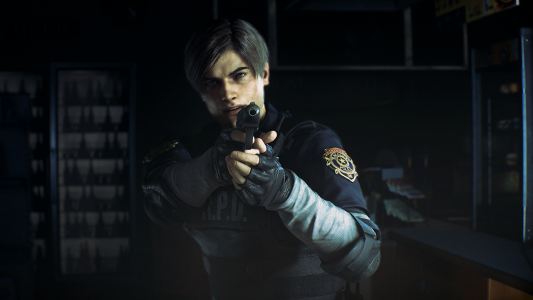 """Над Resident Evil 2 трудится свыше 800 разработчиков"""""""