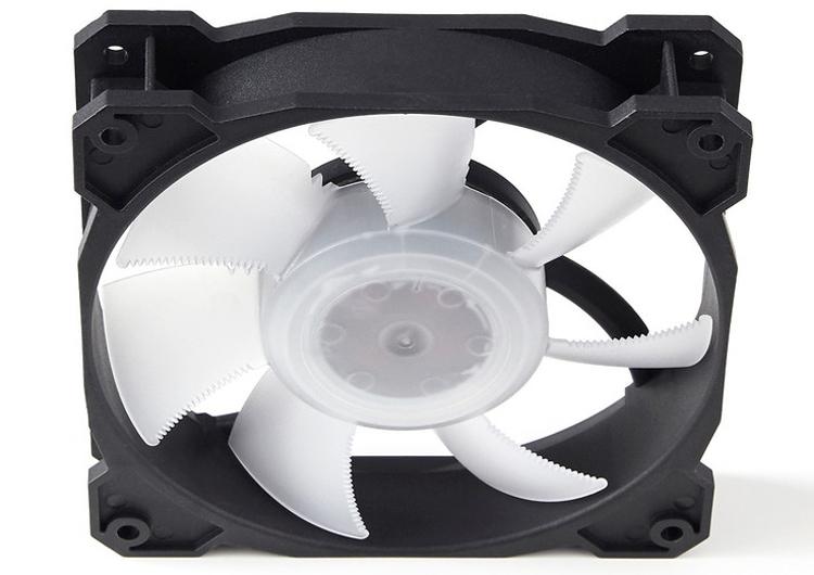 """GELID Radiant и Radiant-D: корпусные вентиляторы с подсветкой"""""""