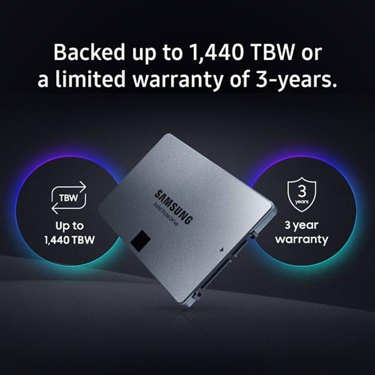 """Рассекречен твердотельный накопитель Samsung на основе QLC-памяти"""""""