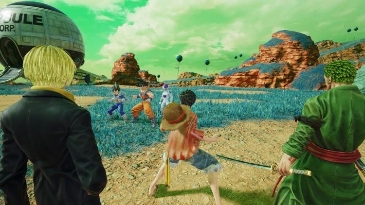 """Подробности бонусов предзаказа и изданий файтинга Jump Force"""""""