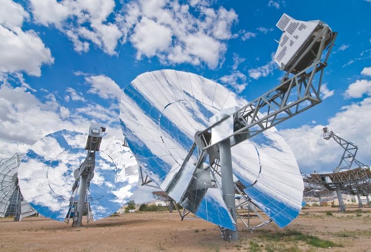 """Предложен способ двукратного увеличения срока службы солнечных башен"""""""