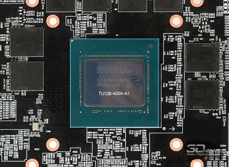 """NVIDIA GeForce RTX 2060 замечена в базе бенчмарка Final Fantasy XV"""""""