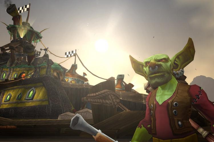 """Слухи: Blizzard якобы делает новую Warcraft… в духе Pokémon Go"""""""