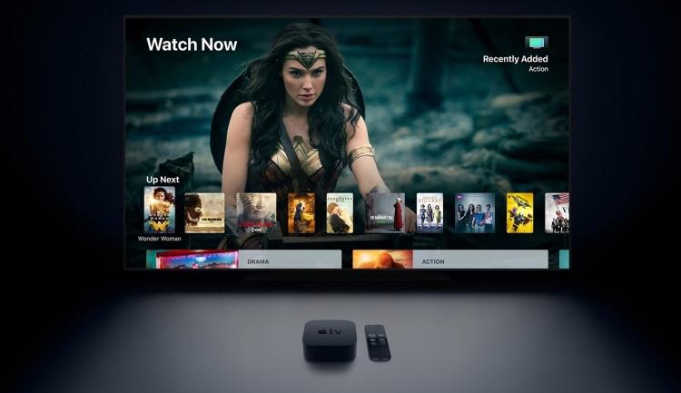 """Apple может представить ТВ-брелок в духе Chromecast"""""""